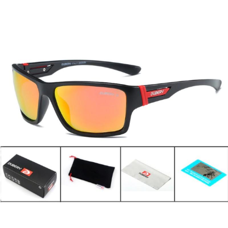 DUBERY Поляризирани Слънчеви очила Черни