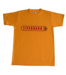 """Мъжка жълта Тениска """" COOL YELLOW """""""